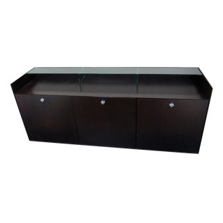 Pierantonio Bonacina Contemporary Walnut Credenza