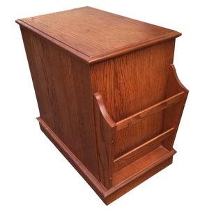 Lane Wood Side Table