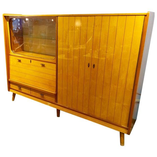 Vintage 1950s Bar Storage Unit - Image 1 of 8
