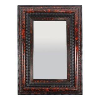 Flemish Faux Tortoiseshell Mirror