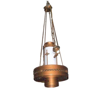 Extra Large Hanging Church Light