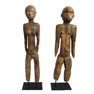 Original Musi Couple from Ivory Coast - Pair