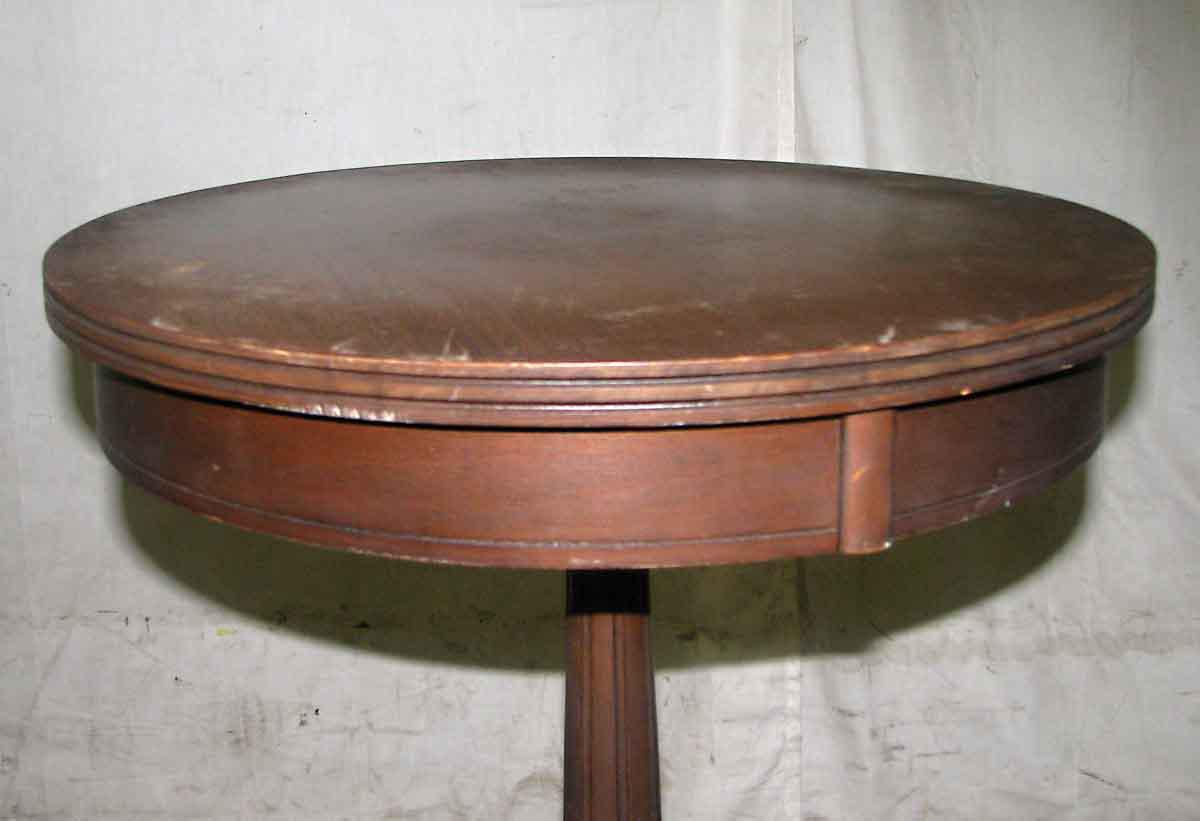 Antique Side Drink Table   Image 5 Of 6