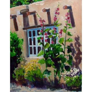 Santa Fe Garden Painting