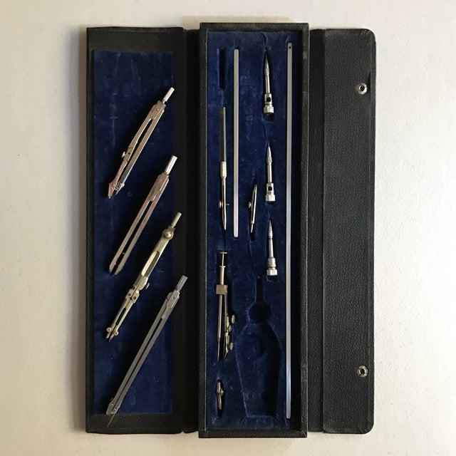 Vintage Set of Drafting Tools - Image 2 of 11