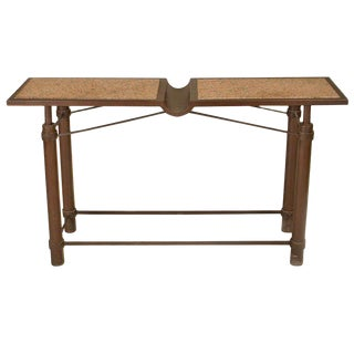 Mid-Century Modern Console by Jean-Michel Wilmotte
