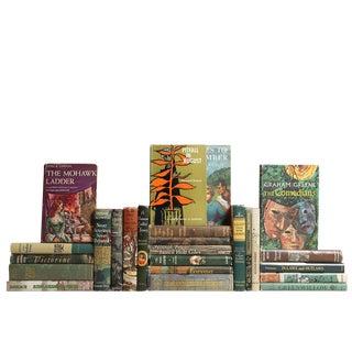 Midcentury Dustjacket Novels, S/25
