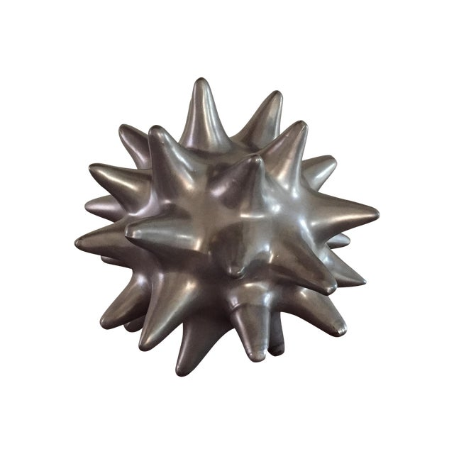 Image of Large Silver Urchin Object