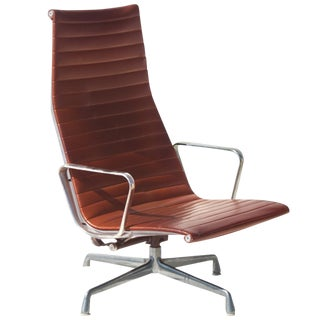 Herman Miller Eames Aluminum Group Lounge Chair