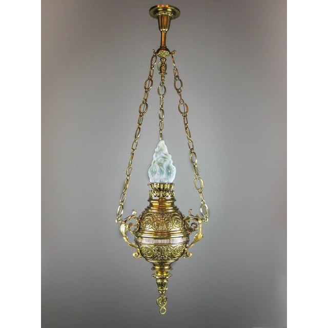 Sanctuary Pendant Light Fixture - Image 2 of 9