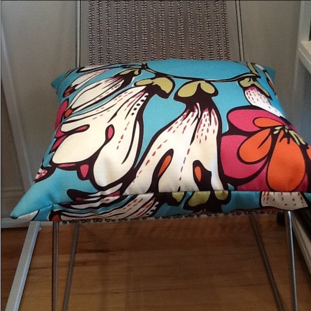 Missoni Home Outdoor Pillow - Image 3 of 5