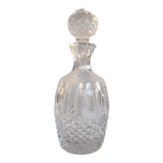 Vintage Lead Crystal Decanter