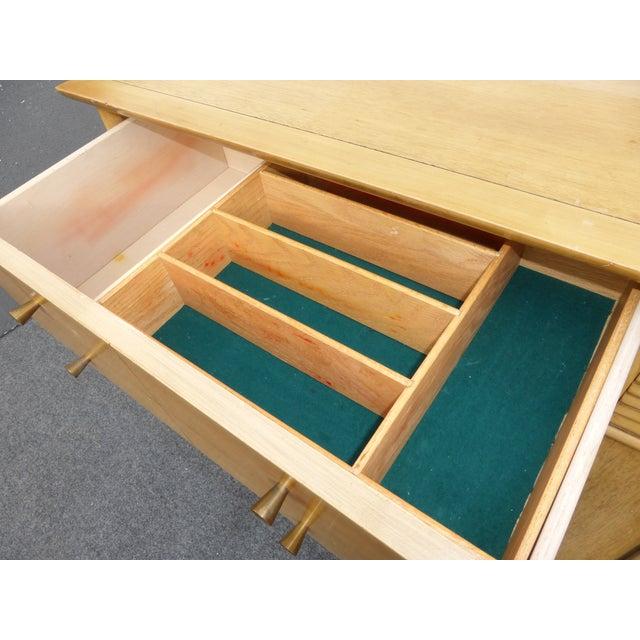Mid-Century Danish Modern Buffet Sideboard - Image 9 of 11
