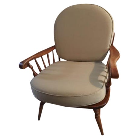 Image of Conant Ball Early American Mid-Century Accent Chair