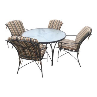 Tropitone Outdoor Dining Set - Set of 5