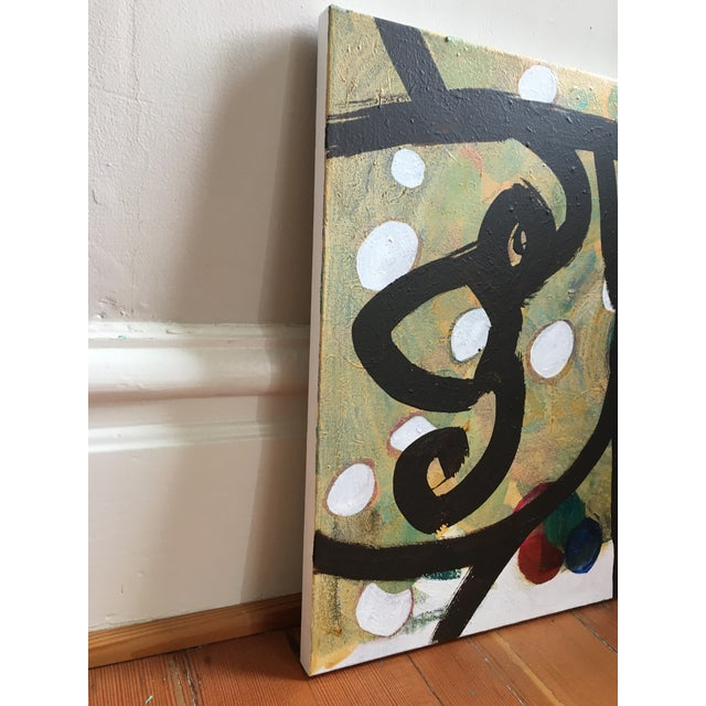 Original Painting On Canvas By Jessalin Beutler - Image 4 of 6