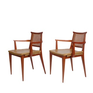 Armchairs by Edward Wormley for Dunbar