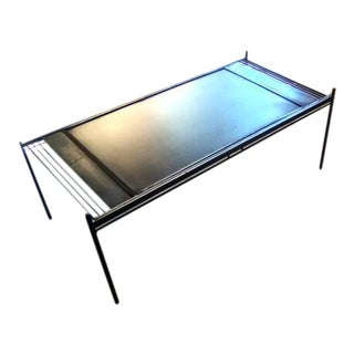 Strato Steel Coffee Table