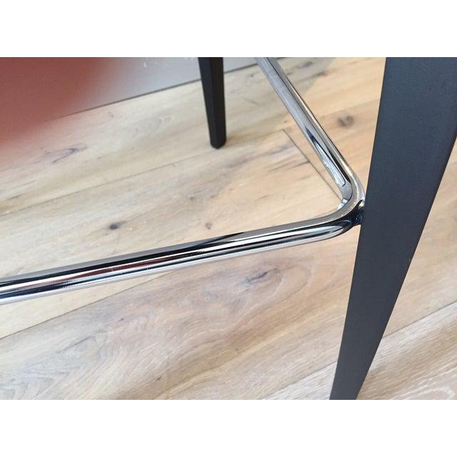 Gubi Danish Bar Stools - Set of 3 - Image 9 of 11