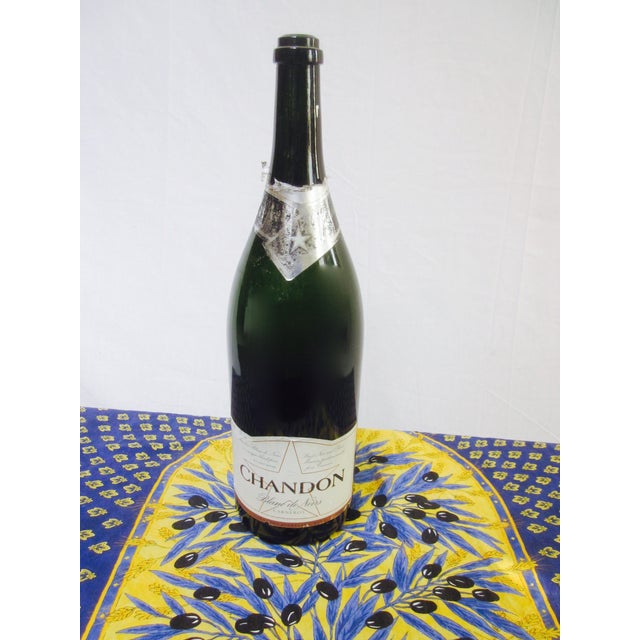 Pop Art Champagne Wine Bottle Prop - Image 6 of 9
