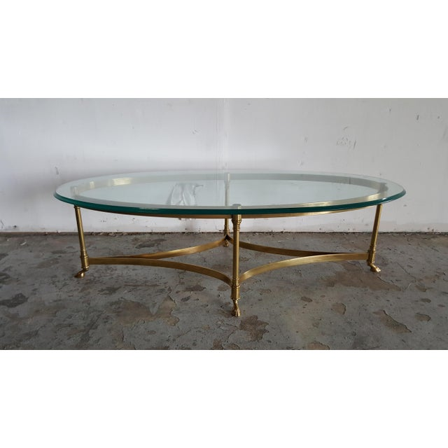 Vintage Labarge Coffee Table Made In Italy Chairish