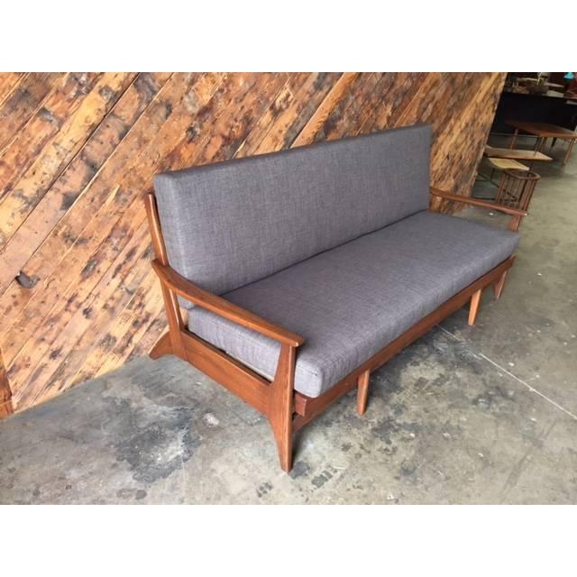 Mid Century Transforming Sofa Bed - Image 5 of 6