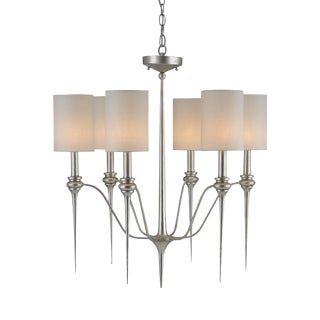 Currey & Company Chadbury Semi-Flush Chandelier