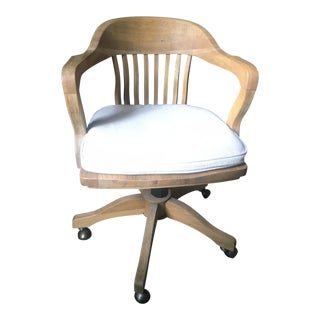 Restoration Hardware 1940s Banker's Chair