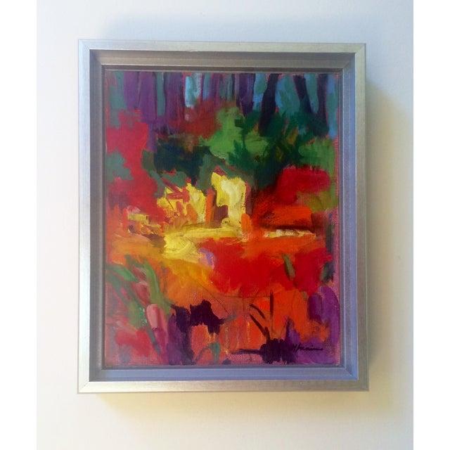 Image of Yado V - Oil Painting by Heidi Lanino