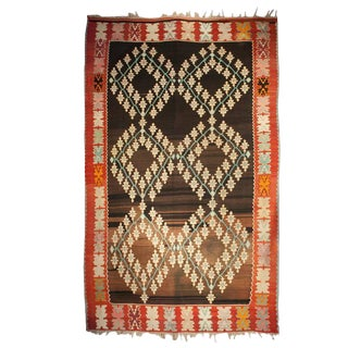 Early 20th Century Kilim Rug, circa 1940