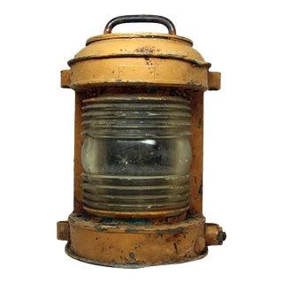 Perko Orange Marine Lantern