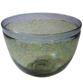 Bertil Vallien for Kosta Boda Iridescent Art Glass