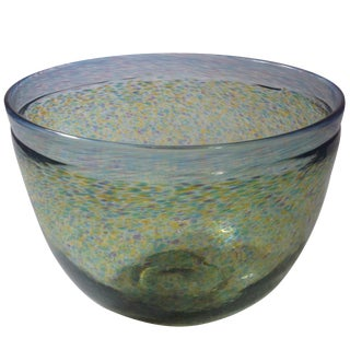 Bertil Vallien for Kosta Boda Iridescent Art Glass