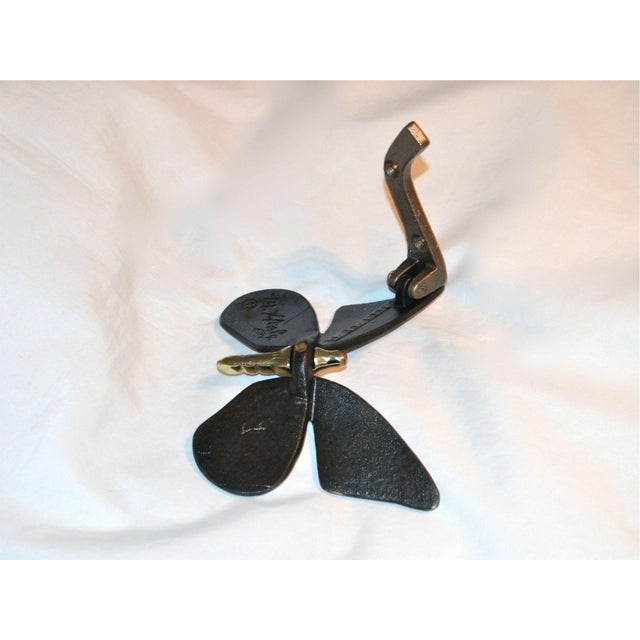 Black & Gold Butterfly Healy Door Knocker - Image 7 of 9