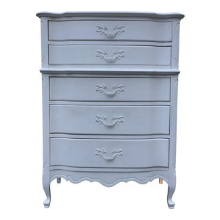 White French Provincial Style Dresser