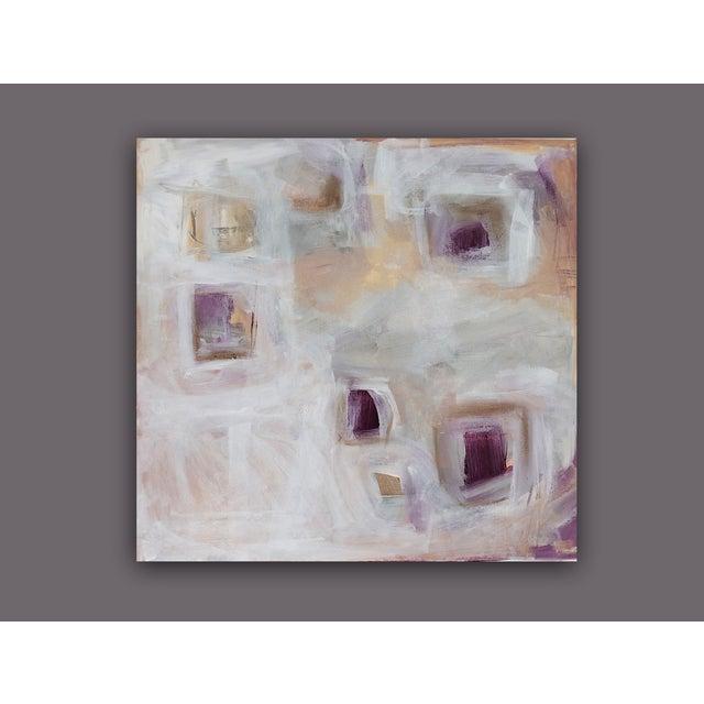 'Plum Pudding' Original Painting by Linnea Heide - Image 5 of 8