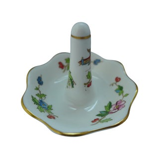 Crown Staffordshire Pagoda Ring Holder