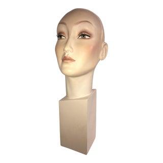 Ara Soner Mannequin Head & Eyelashes