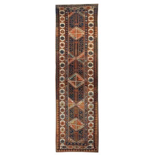 19th Century Kazak Runner