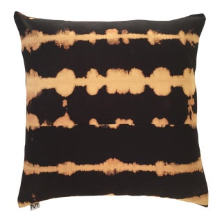 """20"""" Hand Dyed Linen Pillow Cover"""