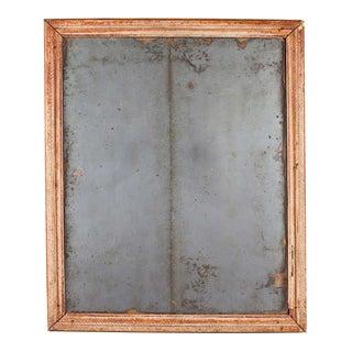 French Mercury Glass Mirror