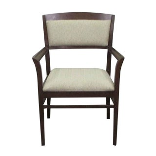 Set of 5 Wood Dining Chairs