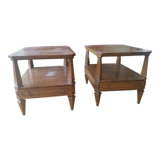 Pair of Vintage Thomasville Side Tables