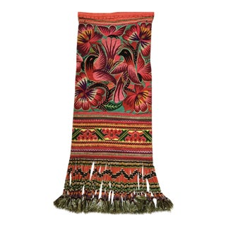 Vintage Hill Tribe Thai Textile