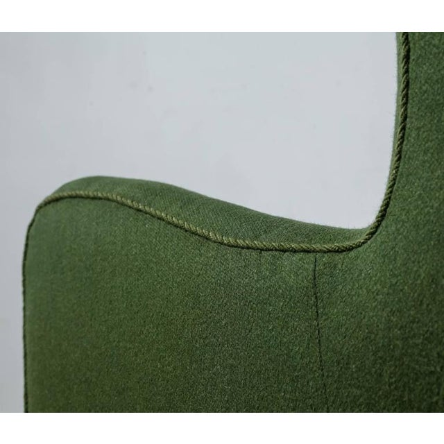 Mogens Lassen Style Lounge Chair, Denmark, 1940s - Image 10 of 10