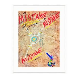 Mistake Mistake Mistake Watercolor