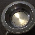 Image of Traditional Silver Lidded Serving Dish