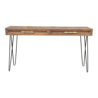 Modern Console Entry Way Table