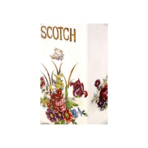 Porcelain Decanters - Set of 3 - Image 5 of 6