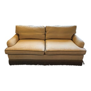 Transitional Custom Baker Sofa